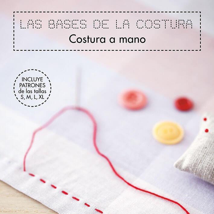 Las bases de la costura. Costura a mano - Dos Punts Shop